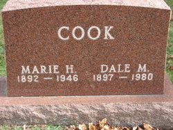 Marie H Cook