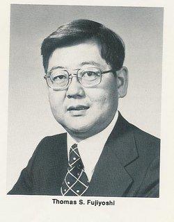 Thomas Sadako Tom Fujiyoshi
