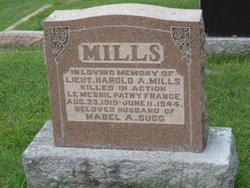 Harold Abraham Mills