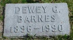Dewey G. Barnes