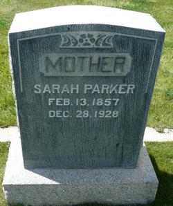 Sarah <i>Winterton</i> Parker