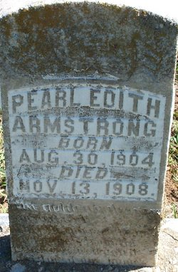 Pearl Edith Armstrong