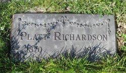 Platt Richardson