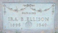 Ira Benjamin Ellison