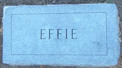 Effie Kimbrell