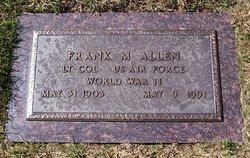 LTC Frank M. Allen