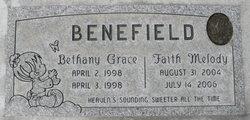 Bethany Grace Benefield