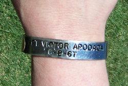 Maj Victor Joe Apodaca, Jr