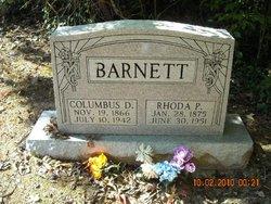 Columbus Dougan Barnett