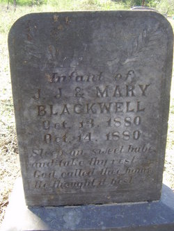Infant Blackwell
