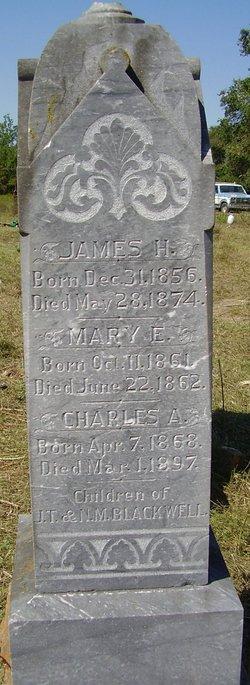 Charles A. Charley Blackwell