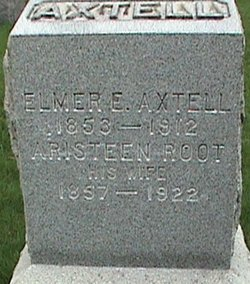 Aristeen Janette <i>Root</i> Axtell