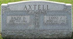 Fannie <i>Putman</i> Axtell