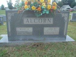 Willie B. Alcorn