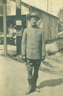 Capt Harry Leslie Beazley, Sr