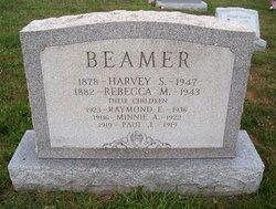 Rebecca M <i>Warren</i> Beamer