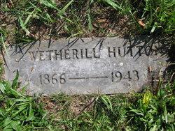 John Wetherill Hutton