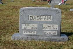 Ida Mae <i>Kinser</i> Basham