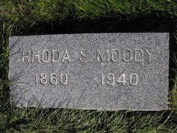 Rhoda Sabina <i>Bair</i> Moody