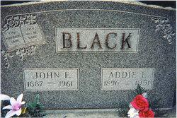 Addie L <i>Mallow</i> Black