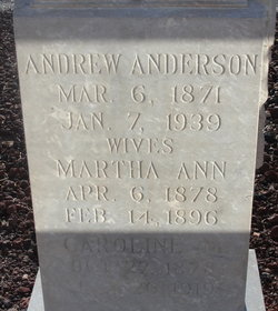 Andrew Pat Anderson