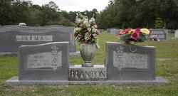 Mary Louise <i>Clark</i> Branton