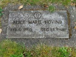 Alice Marie <i>Salisbury</i> Hovind