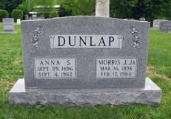 Anna <i>Shuler</i> Dunlap