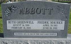 Ruth Mariane <i>Greenwell</i> Abbott