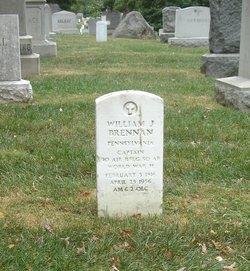 William J Brennan