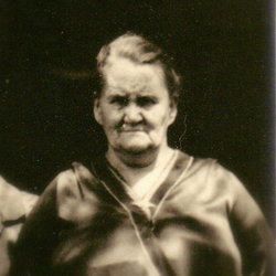 Margaret Elizabeth Maggie <i>Sharp</i> Ward