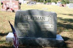 Ethel <i>Bland</i> Layman