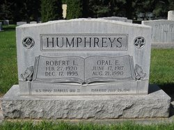 Robert Lewis Humphreys