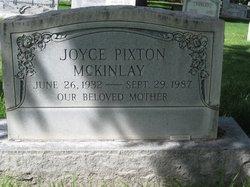 Joyce <i>Pixton</i> McKinley
