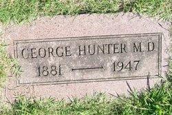 Dr George Hunter
