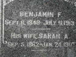 Benjamin F Bray