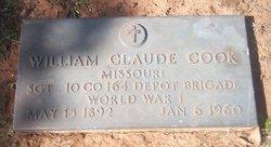 William Claude Cook