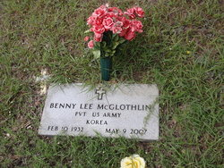 Benny Lee McGlothlin