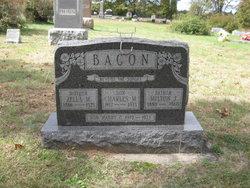 Zella M <i>Waldo</i> Bacon