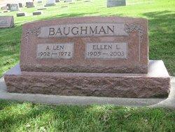 Anson Len Baughman