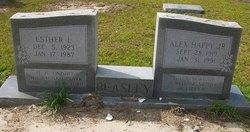 Esther Lee <i>Benson</i> Beasley