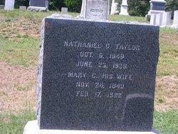 Mary C <i>Percival</i> Taylor