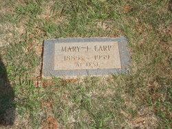 Mary J. Earp