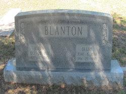 Ollive <i>Childress</i> Blanton