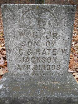 W G Jackson, Jr