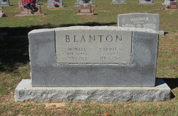 Howell Blanton