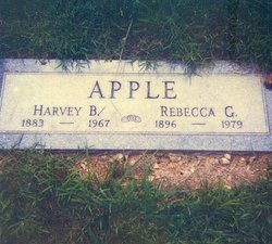 Harvey B. Apple