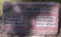 Catherine Schwabe