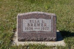 Ella L <i>Gums</i> Brewer