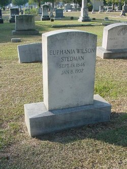 Euphania <i>Wilson</i> Stedman